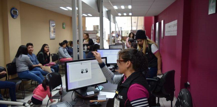 Reanuda Ine Servicios En Módulos De Atención Ciudadana